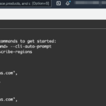 Retrieving AWS security credentials from the AWS console